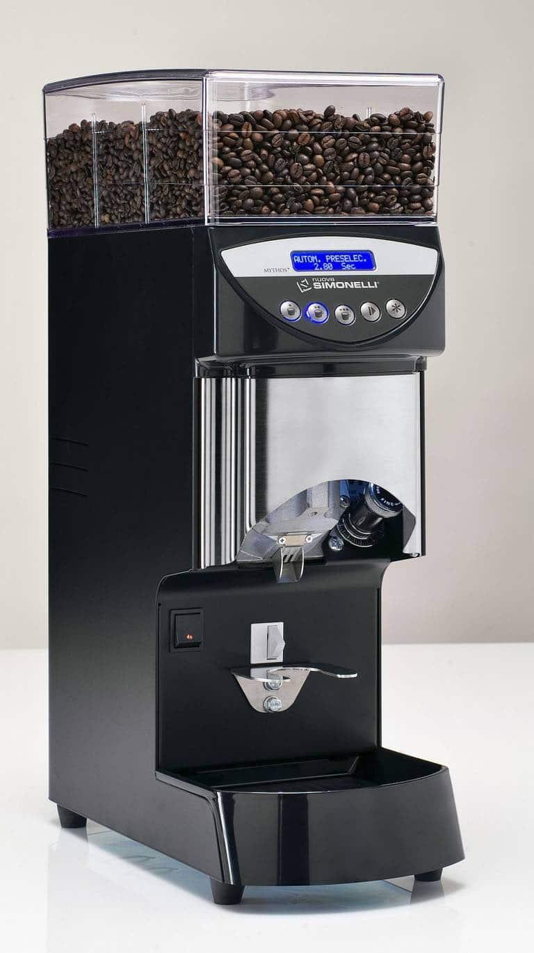mythos plus commercial coffee grinder