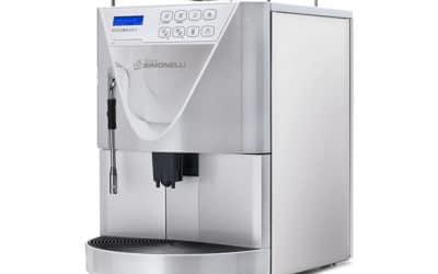 Nuova Simonelli Microbar Automatic Coffee Machine Portable Version